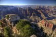 Long Shadows in the Grand Canyon From Bright Angel Point