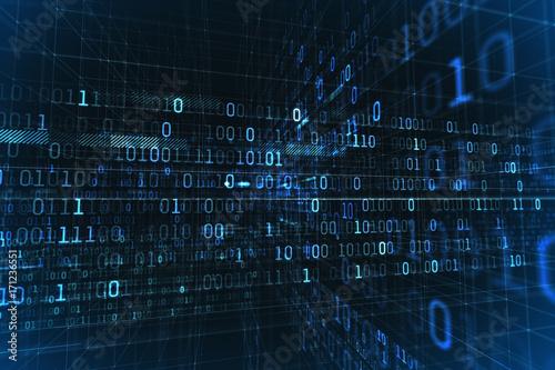 Blockchain Network, Data Stream