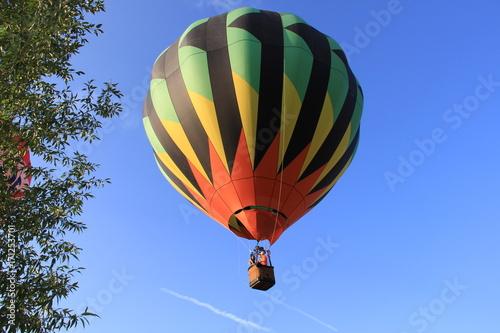Deurstickers Ballon Snowmass, Colorado, Hot Air Balloon Festival