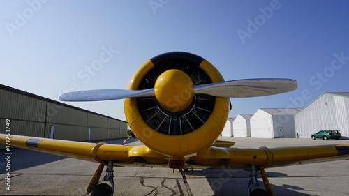 Antique Plane