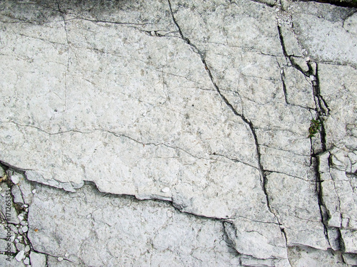 Fotobehang Stenen Natural rock surface close-up