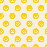 seamless halloween pattern - 171266991