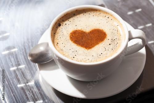 Foto op Canvas Chocolade Coffee.