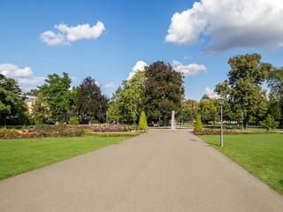 Park Küchengarten in Gera
