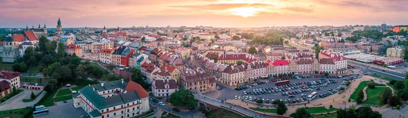 Widok na Stare Miasto w Lublinie © Aleksander