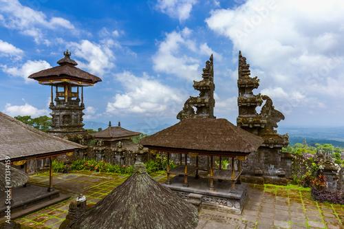 Foto op Plexiglas Indonesië Pura Besakih temple - Bali Island Indonesia