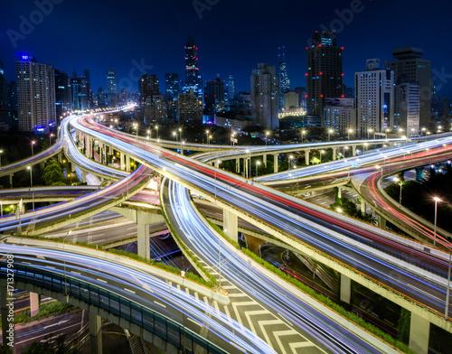 Shanghai intersection