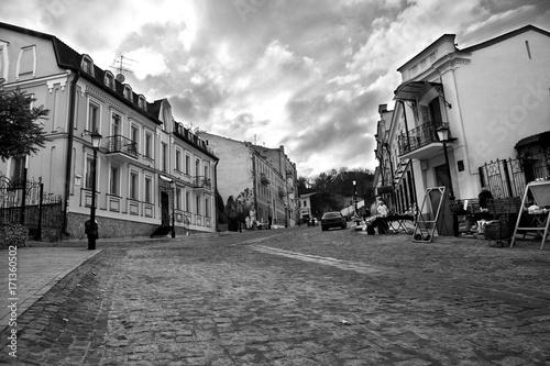 Fotobehang Kiev Bulgakov's Kiev Pt.II