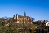 Katedra w mieście Sandomierz, Polska - 171442564