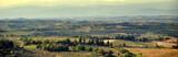 Panorama in die Weite der Toskana von San Gimignano aus - 171455109