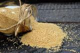 amaranth on table - 171457581