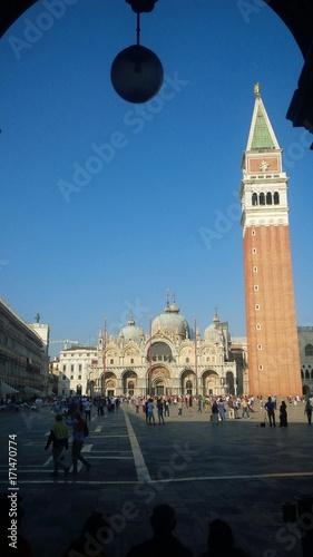 Keuken foto achterwand Venice Venezia, piazza San Marco