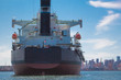 Photo of big cargo ship