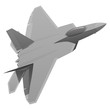 Military Fighter Jet Aircraft