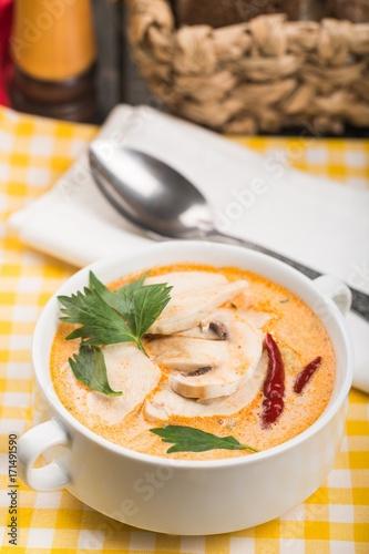 Fotobehang Thailand Food.