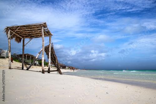 Playa Cayo Santa Maria Poster