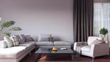 Modern interior design of living room 3d Render - 171508376