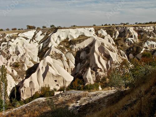 Papiers peints Beige Habitat troglodyte en Cappadocce - Turquie