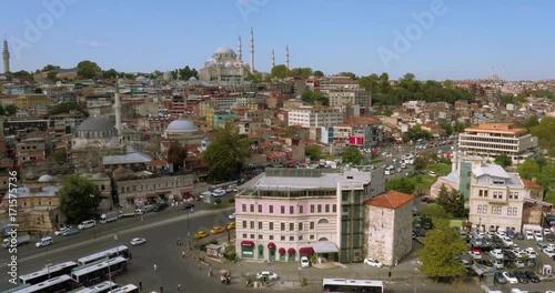 Poster istanbul eminönü 4 landscape 4k