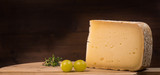 Ossau-Iraty, French cheese - 171584919