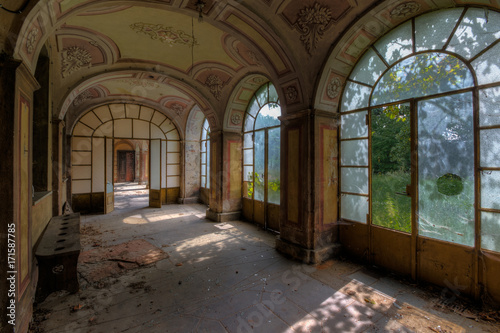 Hallway Italy