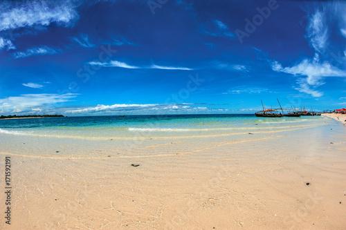 Foto op Plexiglas Zanzibar Zanzibar