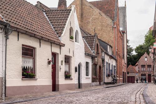 Foto op Plexiglas Brugge Old Town of Bruges, Belgium