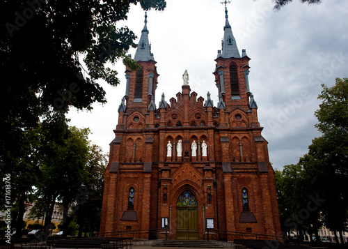 Kościół Świętych Apostołów Piotra i Pawła, Ciechocinek, Polska