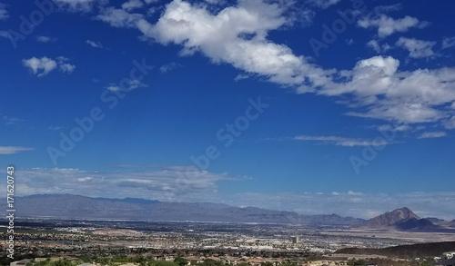 Foto op Aluminium Las Vegas An image of a Henderson Nevada Landscape..