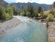 North Fork of Shoshone River in Wyoming