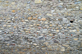 medieval fortress wall texture - 171641323