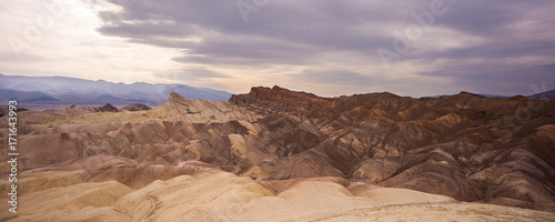 Foto op Plexiglas Las Vegas Zabriskie's Point