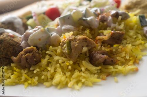 NY Street Style Chicken Rice