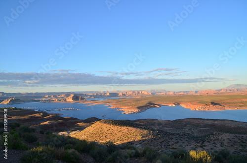 Papiers peints Arizona Lake Powell - Page