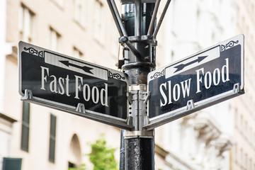 Schild 259 - Slow Food