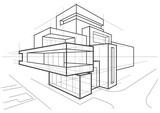 abstract architectur...