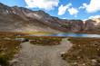 Summit Lake, Mt Evans, Colorado