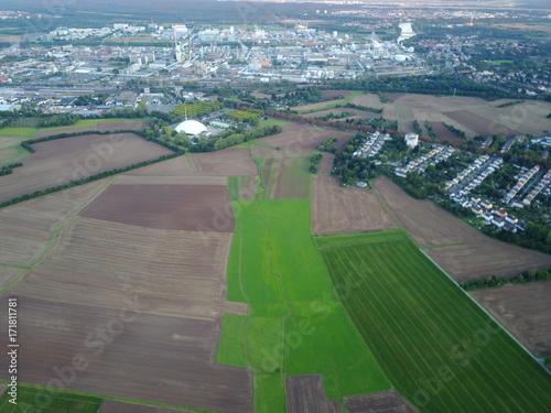 Papiers peints Gris Hessen - Golfplatz - Städte - Landschaften