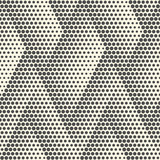 Abstract Triangle Texture. Seamless Halftone Wallpaper - 171832504
