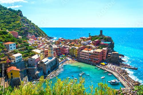 Papiers peints Ligurie Vernazza Cinque terre - Liguria