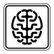 Logo cerveau.