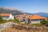 Old Town, San Marco Church in Korcula island, Croatia - 171953113