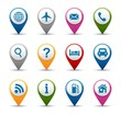 Navigation and GPS Icon Collection