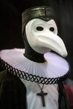 Habit de médecin de peste. Masque de carnaval - 171988738