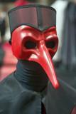 Habit de médecin de peste. Masque de carnaval - 171988788