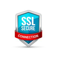 SSL Protection shield guard icon. Security ssl protect sign symbol