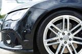 Sportwagen, Rad und Bremse