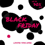 Black Friday Sale Design - 172051583