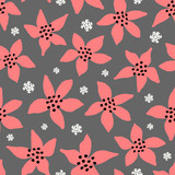 Winter Seamless Pattern - 172051762