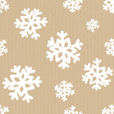 Craft Paper Christmas Pattern - 172058910